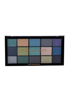 Paleta de farduri Makeup Revolution London Re-loaded, Deep Dive de la Makeup Revolution London