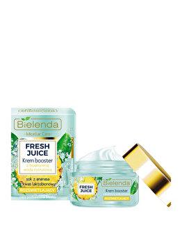 Crema de fata stimulanta bioactiva cu citrice si ananas Bielenda Fresh Juice, 50 ml de la Bielenda