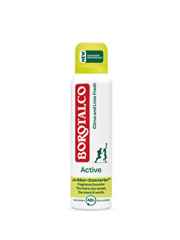 Deospray Borotalco Active Citrus and Lime, 150ml de la Borotalco