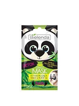 Masca detofixianta pentru fata Panda Bielenda Crazy Mask, 18 g de la Bielenda