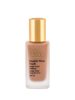 Fond de ten Estee Lauder Double Wear Nude Water Fresh, 4C1 Outdoor Beige, 30 ml de la Estee Lauder