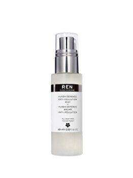 Spray pentru fata Ren Flash Defence Anti-Pollution Mist, 60 ml de la Ren