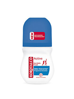 Deodorant roll-on Borotalco Active Sea Salts, 50ml de la Borotalco