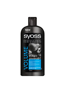 Sampon pentru par fin Syoss Volume Lift, 500 ml de la Syoss