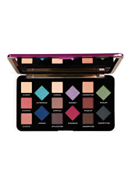 Paleta de farduri I Heart Revolution Parental Advisory Pandemonium de la Makeup Revolution London