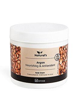 Crema de corp cu argan Natural's, 400 ml