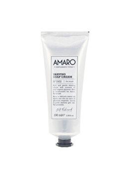 Crema pentru barbierit Amaro Soap Cream, 100ml
