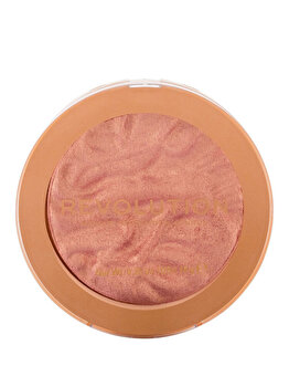 Iluminator Makeup Revolution London Re-loaded, Make An Impact, 10 g de la Makeup Revolution London