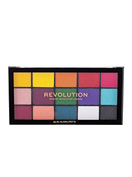 Paleta de farduri Makeup Revolution London Re-loaded, Marvellous Mattes