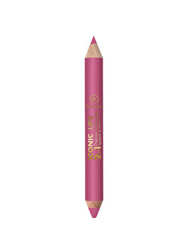 Creion de buze 2 in 1 Iconic Lips, No.2 de la Dermacol