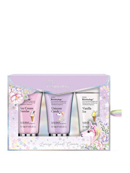 Set cadou Baylis & Harding Beauticology Unicorn (3 x Crema de maini, 50 ml) de la Baylis And Harding