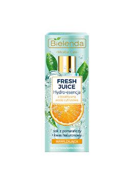 Hidro-esenta hidratanta cu apa bioactiva si portocale Bielenda Fresh Juice, 110 ml de la Bielenda