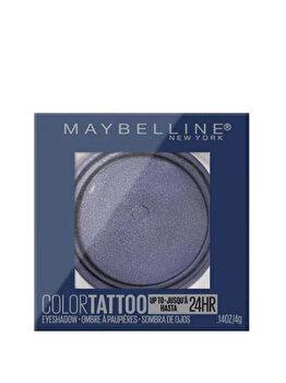 Fard de pleoape rezistent la apa Maybelline Color Tattoo 24H, 220 Trailblazer, 4 g de la Maybelline
