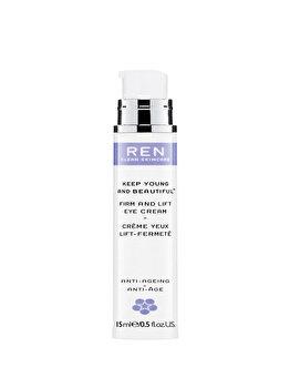Crema pentru ochi Ren Keep Young and Beautiful, 15 ml de la Ren