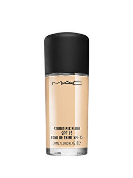 Fond de ten MAC Studio Fix Fluid SPF 15, NC20, 30 ml de la MAC