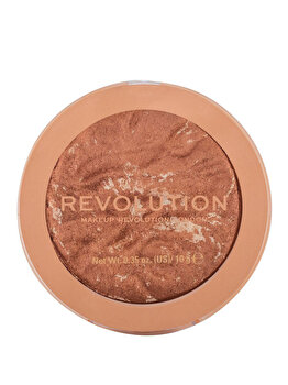 Iluminator Makeup Revolution London Re-loaded, Time To Shine, 10 g de la Makeup Revolution London