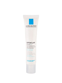 Tratament regenerator pentru ten cu probleme La Roche-Posay Effaclar DUO (+), 40 ml de la La Roche-Posay