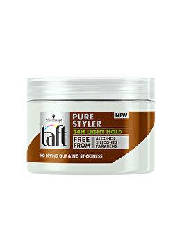 Gel de par Taft Pure Styler,pentru o coafura lejera nivel usor de fixare , 150 ml de la Taft