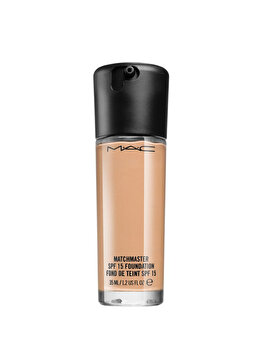 Fond de ten MAC Matchmaster SPF 15, 4.0, 35 ml de la MAC