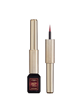 L'Oreal Paris Tus lichid waterproof Matte Signature by SuperLiner 07 Copper- 6ml de la L Oreal Paris