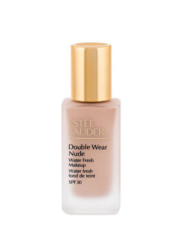Fond de ten Estee Lauder Double Wear Nude Water Fresh, 2C3 Fresco, 30 ml de la Estee Lauder