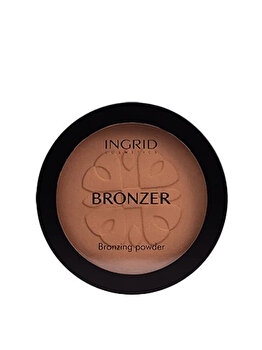 Pudra bronzanta HD Beauty Innovation, 25gr de la INGRID Cosmetics