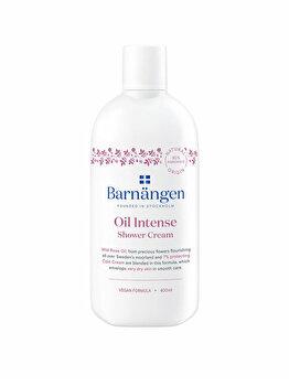 Crema de dus pentru piele foarte uscata Barnangen Oil Intense, 400ml