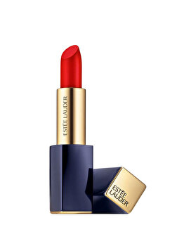 Ruj de buze Estee Lauder Pure Color Envy Hi-Lustre Light Sculpting, 320 Drop Dead, 3.5 g de la Estee Lauder