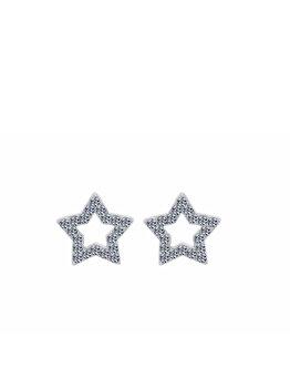 Cercei Diamond Style PAVESTARSTUD