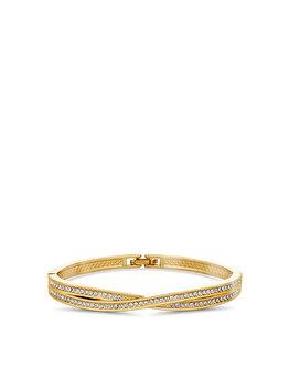 Bratara Diamond Style CRISSCROSSBANGLEGOLD de la Diamond Style