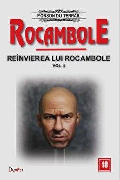 Rocambole 18 – Reinvierea lui Rocambole 4/Ponson du Terrail de la Aldo Press