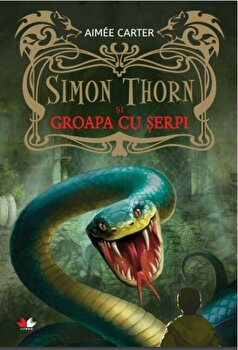 Simon Thorn si groapa cu serpi/Aimee Carter de la Litera