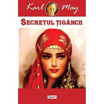 Secretul tigancii/Karl May de la Aldo Press