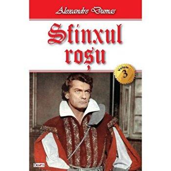Sfinxul rosu vol 3/Alexandre Dumas