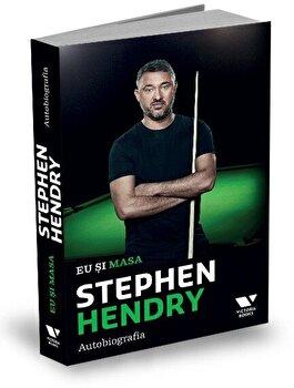 Eu si masa/Stephen Handry de la Victoria Books