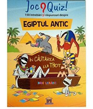 Egiptul Antic – 150 de intrebari si raspunsuri/Franco Cosimo Panini de la DPH