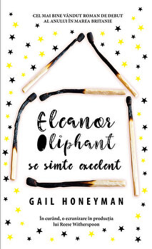 Eleanor Oliphant se sinte excelent - ed. buz/Gail Honeyman