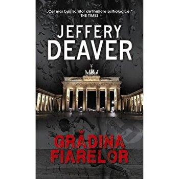 Gradina fiarelor/Jeffrey Deaver de la RAO