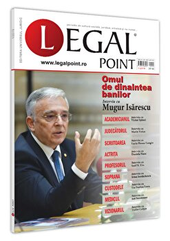 Revista Legal Point 1/2019/Universul Juridic de la Universul Juridic