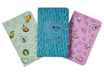Rocko's Modern Life Pocket Notebook Collection (Set of 3)/Insight Editions - a7ded230 73a9 4976 9275 c504a19b7cbf 1 - Rocko's Modern Life Pocket Notebook Collection (Set of 3)/Insight Editions