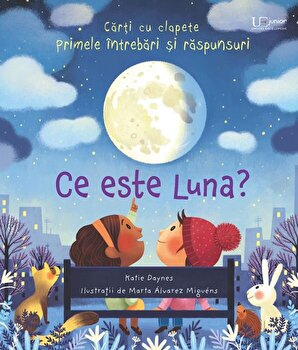 Ce este Luna? (Usborne) Carte cu clape/Usborne Books de la Univers Enciclopedic Books