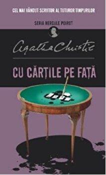 Cu cartile pe fata. Hercule Poirot/Agatha Christie de la Litera