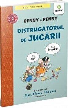 Benny si Penny: Distrugatorul de jucarii/***