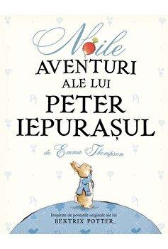 Noile aventuri ale lui Peter Iepurasul/Emma Thompson de la Vlad si cartea cu Genius