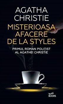 Misterioasa afacere de la Styles/Agatha Christie de la Litera