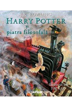 Harry Potter si piatra filosofala/J.K. Rowling de la Arthur