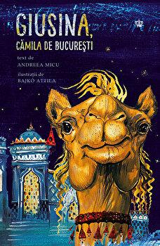 Guisina, camila de Bucuresti/Andreea Micu de la Baroque Book & Arts