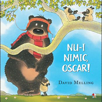 Nu-i nimic, Oscar!/David Melling de la Litera
