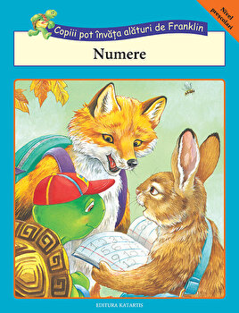 Franklin: Numere/Rosemarie Shannon, M. Ed de la Katartis