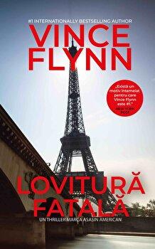 Lovitura fatala/Vince Flynn de la Preda Publishing